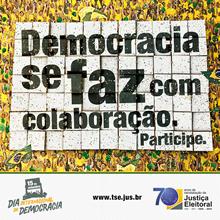 Campanha Democracia