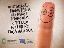 Campanha Biometria 2015